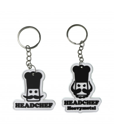 Headchef Keyrings