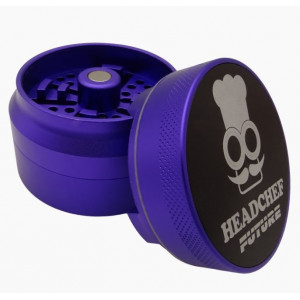 HEADCHEF FUTURE GRINDER - PURPLE