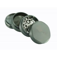 Headchef Hexellence Herb Grinder 55mm 4 Part Grey