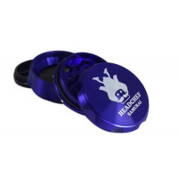 Headchef Samurai Herb Grinder 55mm 4 Part Purple