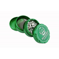 Headchef Spaceman Herb Grinder 55mm 4 Part Alien Green