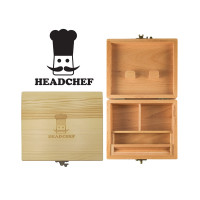 Headchef Wooden Rolling Boxes
