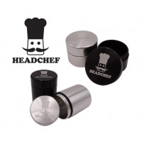 Headchef Alloy Herb Storage Pots